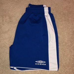 Vintage Umbro Athletic Shorts